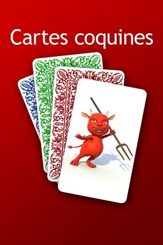 Cartes Coquines
